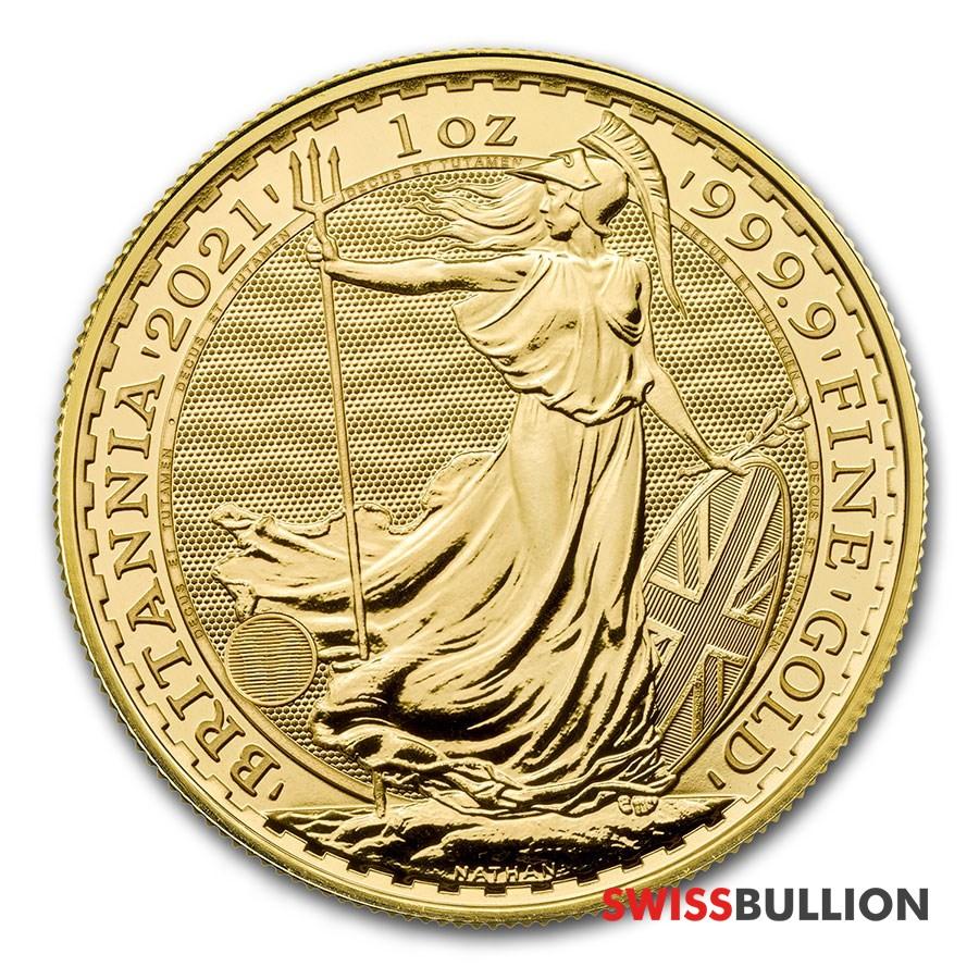 2021 liberty gold coin